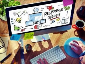 responsive website eshop